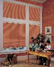 Hunter Douglas Duette Honeycomb/Cellular Window Shades/Blinds -- Boarding Beach Florida Residence