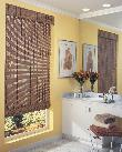 Hunter Douglas Woven Wood Shades / Blinds-- Boynton Beach Florida Home