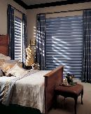 Pirouette Window Shadings Hunter Douglas-- blackout version -- Greenacres Florida
