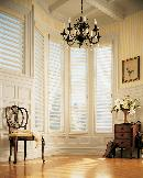Palm Beach Florida Apartment with Hunter Douglas Pirouette Window Shades/Shading/Blinds