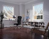 Hunter Douglas Wood Window Blinds -- North Palm Beach Florida Office
