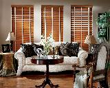 Hunter Douglas Country Woods Blinds With Tapes