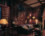 Hunter Douglas Wood Shutters