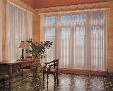 Hunter Douglas Luminette  PowerView Motorized --Window Shades/Blinds In Lake Worth Florida Home
