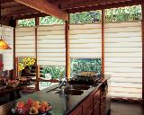 Hunter Douglas Silhouette Top Down/Bottom Up Window Shades/Blinds Palm Beach Gardens Florida Estate
