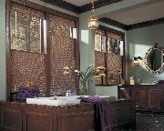 Top-down bottom-up Woven Wood Shades/Matchstick Bamboo Blinds -- Lake worth Florida