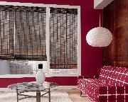 Hunter Douglas Woven Wood Shades / Blinds-- Downtown West Palm Beach Florida