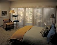 Hunter Douglas  Sliding Glass Door Luminette Window shadings/shades/blinds -- Juno Beach/Jupiter Florida