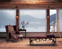 Hunter Douglas Luminette Shades/blinds Jupiter Florida Sliding Glass Doors