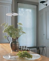Greenacres Florida -- Hunter Douglas Luminette Window shadings/blinds