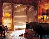 Delray Beach Florida Estate --Pirouette Window Shadings Hunter Douglas