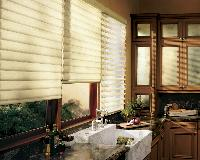 Pirouette Window Shadings-- Hunter Douglas-- Manalapan Florida Home