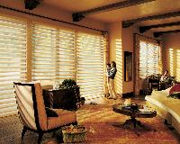 Pirouette Window Shades-- Lake Clark Shores Florida-- Hunter Douglas