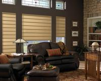 Flat Roman Shade Version -- Hunter Douglas Vignette Modern Roman Shades -- Jupiter Florida