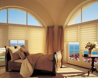 Vignette Modern Roman Shades/Blinds -- Oceanfront -- Highland Beach Florida